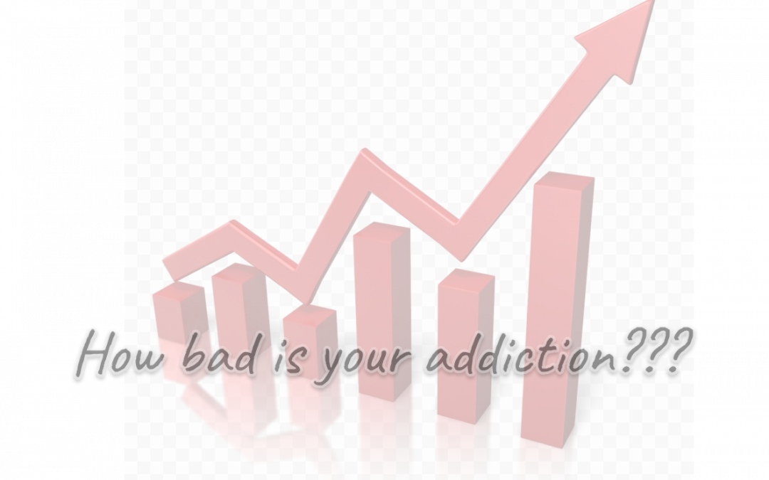 Levels of Addiction and Alcoholism